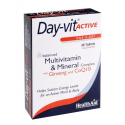 H/AID DAY VIT active 30tabs