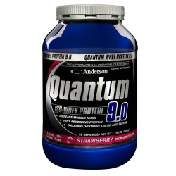 QUANTUM 9.0 STRAWBERRY 800g