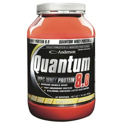 QUANTUM 8.0 DOUBLE CHOCOLATE 800g
