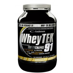 WHEY TEK STRAWBERRY MILKSHAKE 800g
