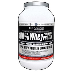 100% WHEY PROFESSIONAL PRO 750Gr