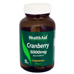 H/AID CRANBERRY 60tabs
