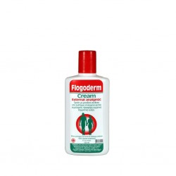 flogoderm cream external analgesic 120ml