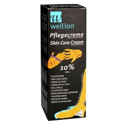 wellion pflegecreme skin care cream 75ml