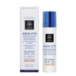 aqua vita bb cream LIGHT