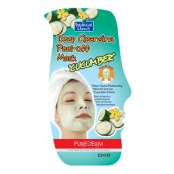 "Purederm Deep Cleansing Peel-Off Mask ""Cucumber"""