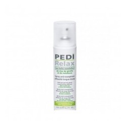 Pedi Relax Anti-transpirant Spray, 125 ml