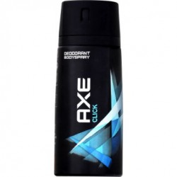 Axe Click Deodorant Body Spray 150ml