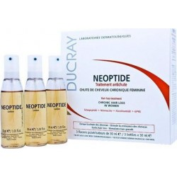 DUCRAY NEOPTIDE LOTION 3*30ml FEMME