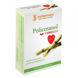 Umbrella policosanol® 30 Κάψουλες
