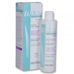 FROIKA Ω-PLUS EMMOLIENT WASH 200ml ΞΗΡΟΤΗΤΑ