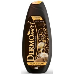 Dermomed shower gel argan oil 750ml