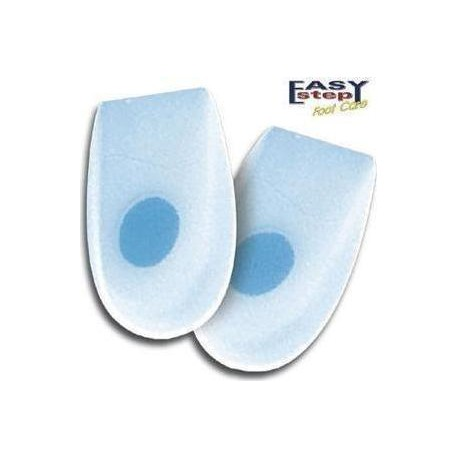 Easy Step Foot Care Υποπτέρνια Σιλικόνης Heel Cups 17220