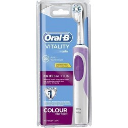 Oral-B Vitality CrossAction Colour Edition Pink