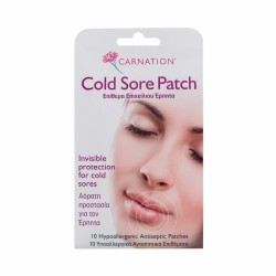 Carnation Cold Sore Patch