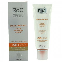 SOLEIL PROTECT FLUIDE ANTI-RIDES LISSANT SPF50+ 50ml