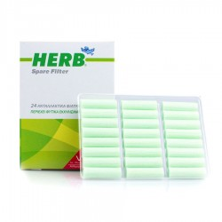 Herb Spare Filter 24 Ανταλλακτικά Φίλτρα