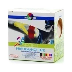 MASTER AID - SPORT Performance Tape 5mX5cm Μπέζ