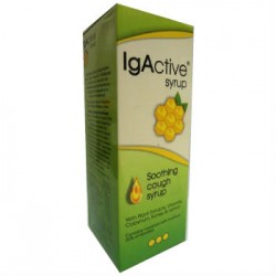 IS.4105 Igactive Shoothing Cough Syrup 150ml                                   1pcs