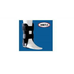 ACTION SPORTS AIR-GEL ANKLE BRACE ONE SIZE BLACK