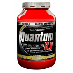 QUANTUM 8.0 STRAWBERRY 800g