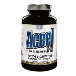 Anderson Accel 1-G 100 CPR  (ACETYL CARNITINE) 170gr