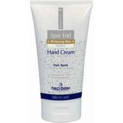 FREZYDERM SPOT END HAND CREAM SPF 15 50ML