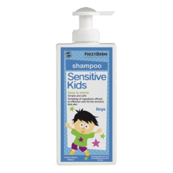 SENSITIVE KIDS SHAMPOO FOR BOYS