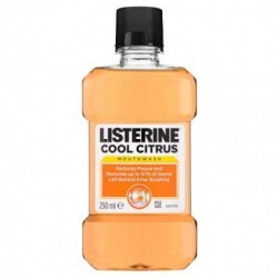LISTERINE 250ml citrus