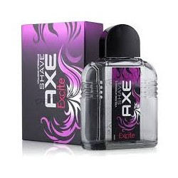 axe excite after shave 100ml