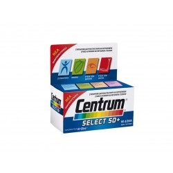 CENTRUM SELECT 50+ A to Zinc, 60 δισκία