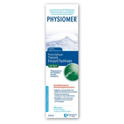 PHYSIOMER JET FORT SPRAY 210ML
