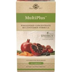 Solgar MultiPlus with Energy Essentials 90 tabs