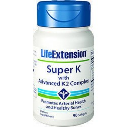 Life Extension Super K with advanced K2 Complex 9