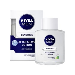 After Shave Nivea Men Sensitive Ltn Cool 100ml