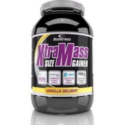 Anderson Xtra Mass Size Gainer 1100gr Βανίλια