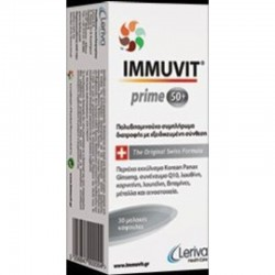 Immuvit Prime 50+ 30softgels