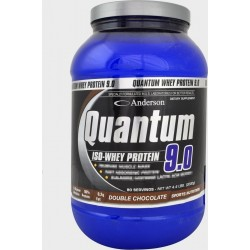 QUANTUM 9.0 DOUBLE CHOCOLATE 800g