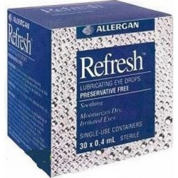 Allergan Refresh 30x.04ml
