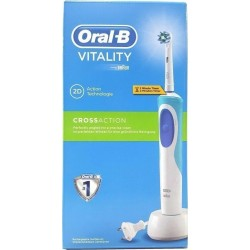 Oral-B Vitality 2D Cross Action Ηλεκτρική Οδοντόβουρτσα (1 Τεμάχιο)