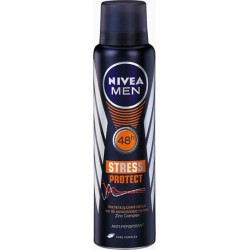 NIVEA MEN ΑΠΟΣΜΗΤΙΚΟ SPRAY STRESS PROTECT 150ml