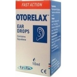 Lyofin Otorelax Ear Drops 10ml