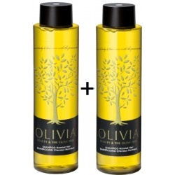 Papoutsanis Olivia Gift Set Shampoo Normal Hair 2x300ml