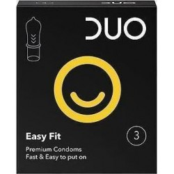DUO Easy Fit 3 Τεμάχια