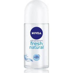 Nivea - Fresh Natural Roll-On Γυναικείο 50ml