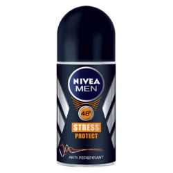 NIVEA MEN STRESS PROTECT 48H ΑΠΟΣΜΗΤΙΚΟ ROLL-ON (50ML)
