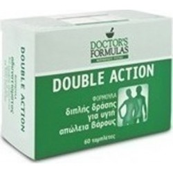 Doctor's Formulas Double Action (30+30) 60 κάψουλες