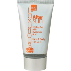 Intermed Luxurious Sun Care After Sun Cooling Gel Face & Body 150ml
