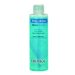FROIKA HYALURONIC  MOIST WASH 200ML
