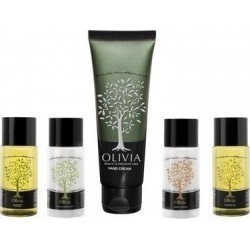 Papoutsanis Olivia Travel Hair & Body Set